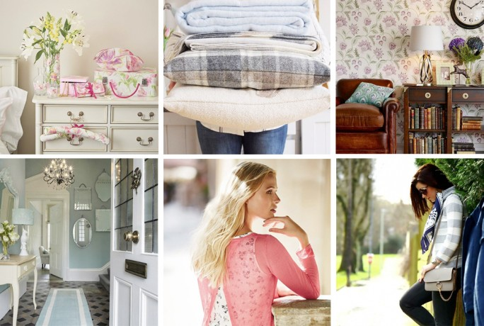 February Social Media Home Fashion Summary