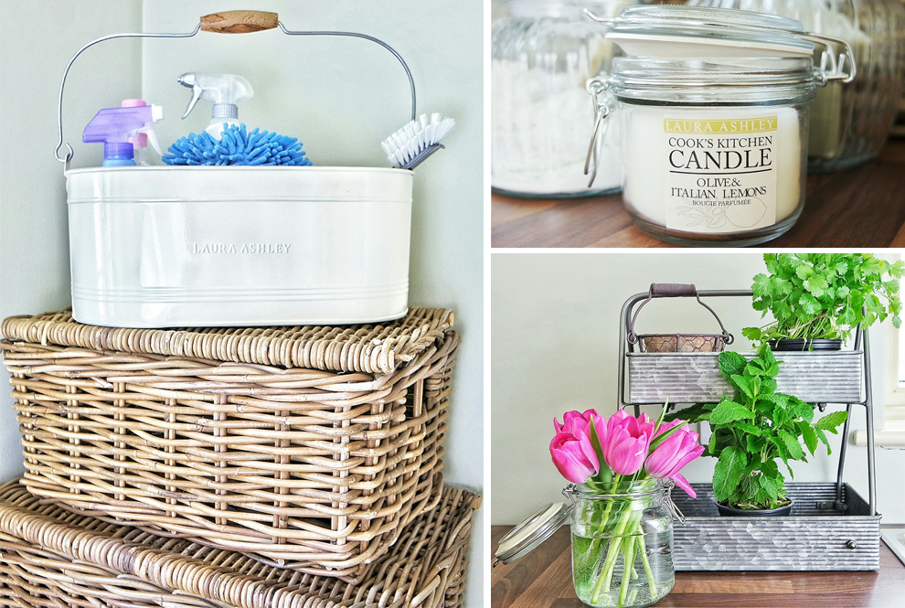 Life At The Little Wood Spring Clean Home Accessories