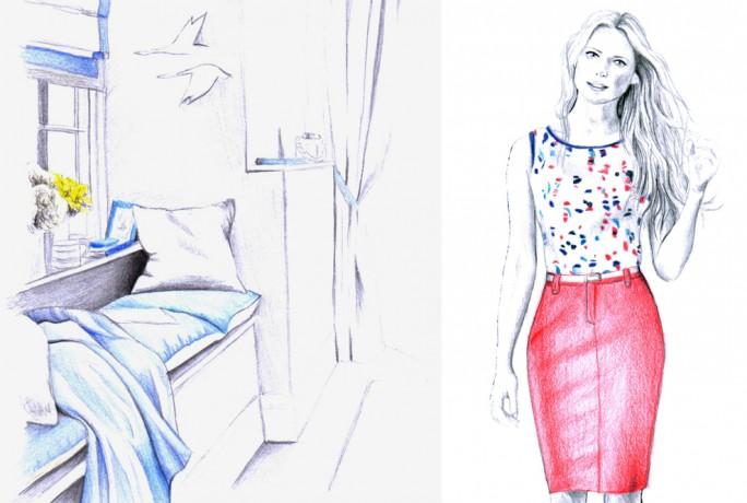 Libby Watkins SS16 Home Fashion