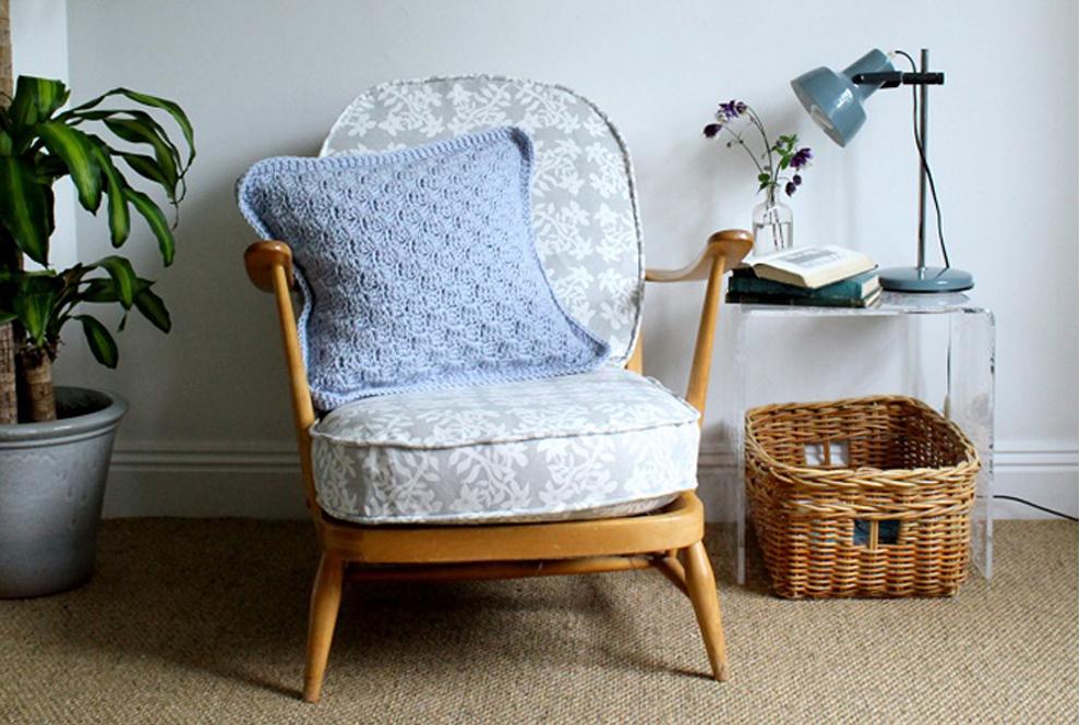 Lazy Daisy Jones Fabric DIY