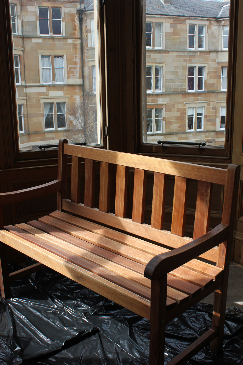 upcycling a bench