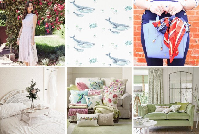 May Social Media Summary Home Fashion