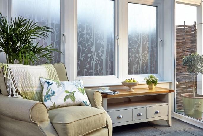 Anglian Home Window Etching