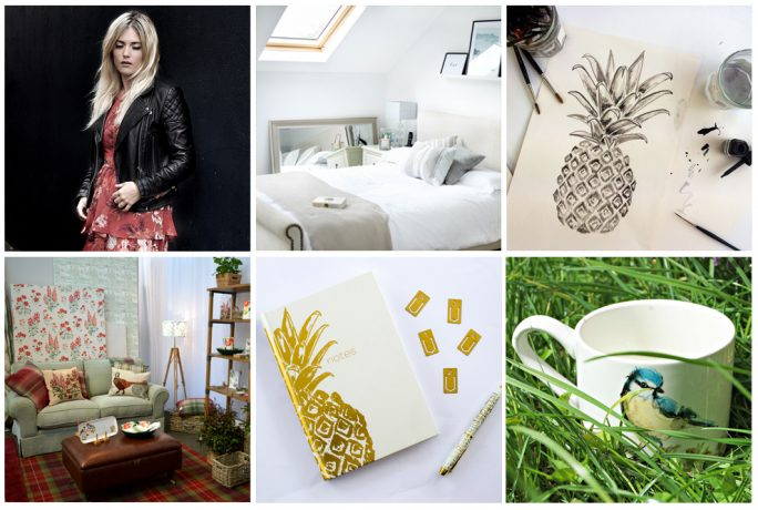 August Highlights Summary Home Fashion