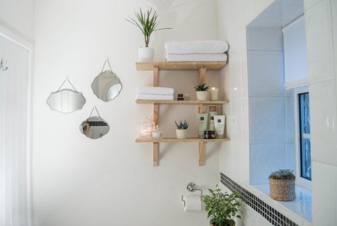 Victoria's Cottage Home Accessories Bathroom