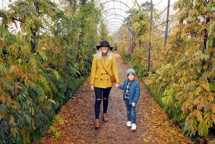 Life As Out Little Family Yellow Coat Fashion Accessories