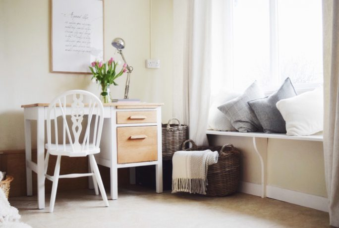 Hunters And Heels Office Makeover Paint Home Accessories