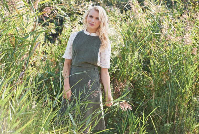 Laura Ashley Vintage Romance & Terracotta Fashion Collections