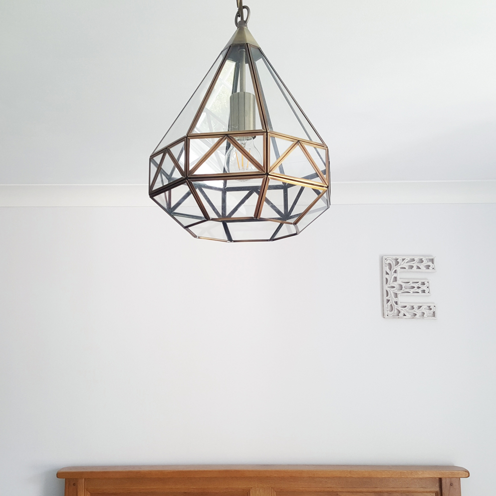 The Perfect Light Fitting With Inside Out & About