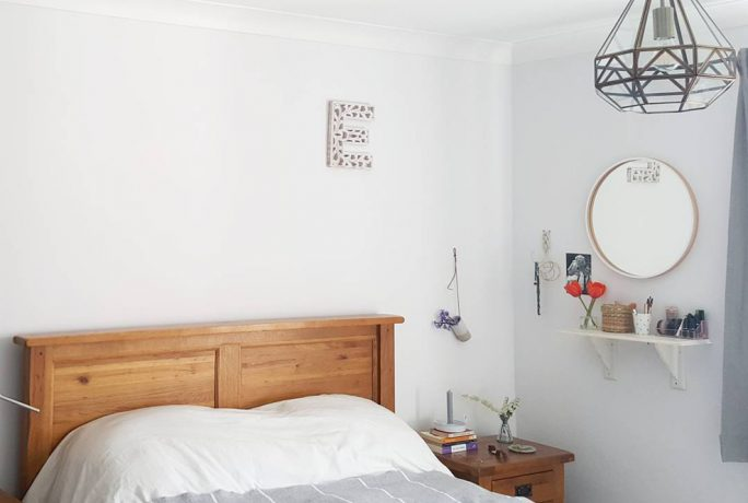 Inside Out & About Bedroom Makeover Lighting Home Accessories