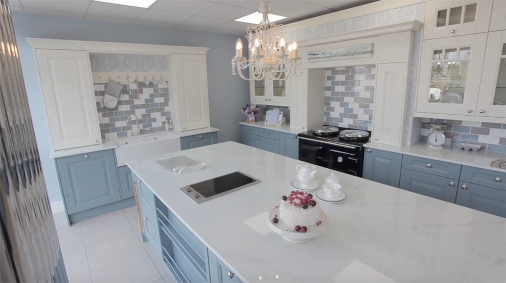 Laura Ashley Tiles >> Laura Ashley Kitchen Collection – Stockist Awards - Laura
