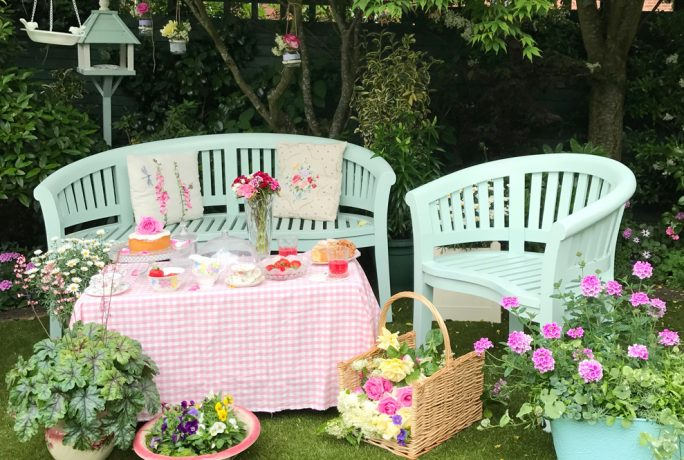 All Things Pretty Garden Home Accessories Dress