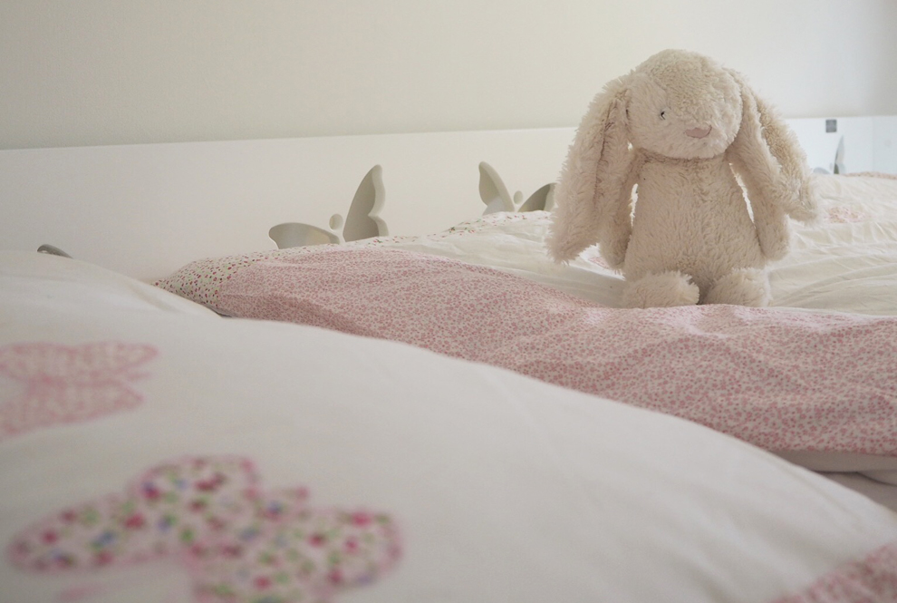 How To Create A Beautiful Butterfly Bedroom For Children ...