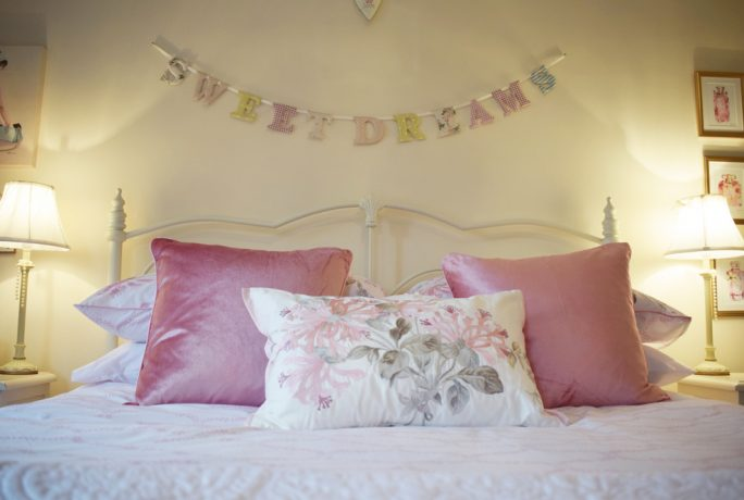 The Vintage Room Guest Bedroom Home Accessories