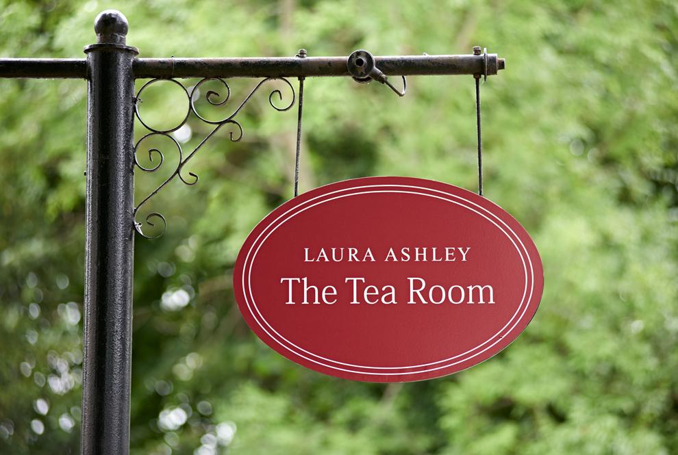 Laura Ashley The Tea Room