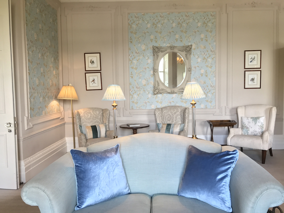 The Vintage Room Laura Ashley Hotel The Belsfield
