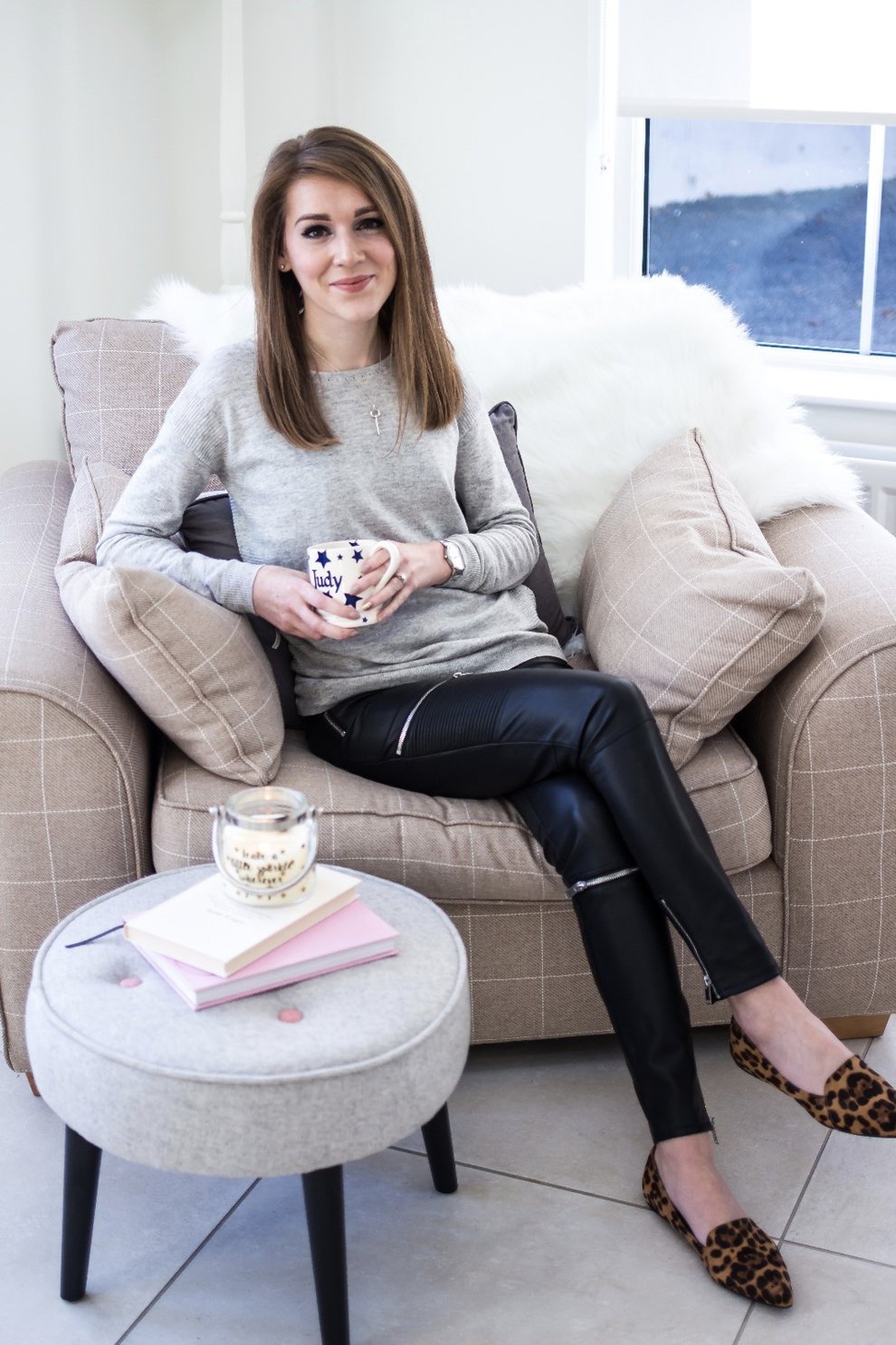 French Grey Lifestyle Month Blogger Crush