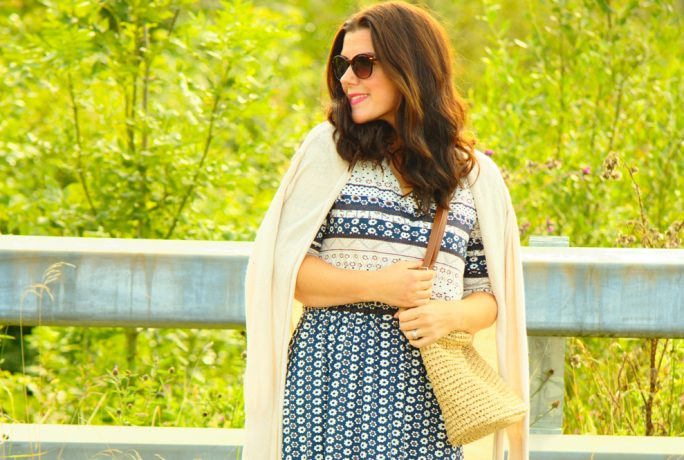 Rachel The Hat Polka Dot Dress