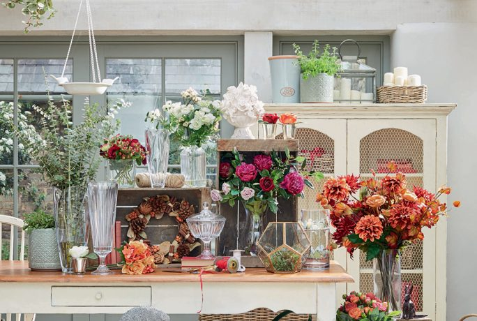 Floral Home Accessories Gifts