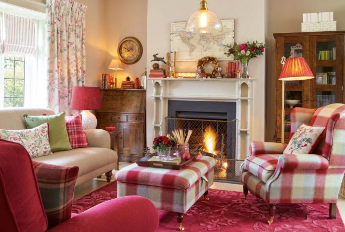 Cranberry Cottage Home Collection Home Accessories Bedlinen Wallpaper Fabric Upholstery