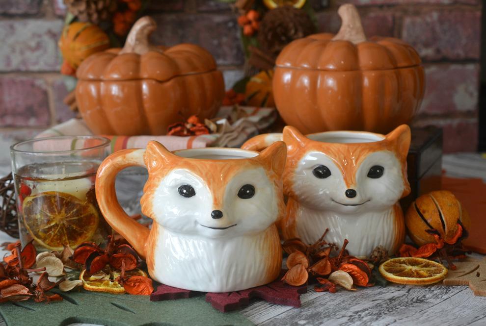 Vintage Frills Autumn Halloween Accessories