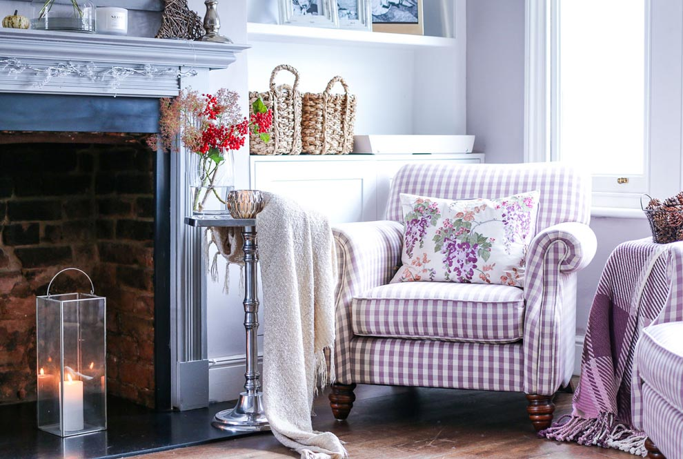 Sara & Catherine's Tales Wisteria Lodge Autumn Home Accessories
