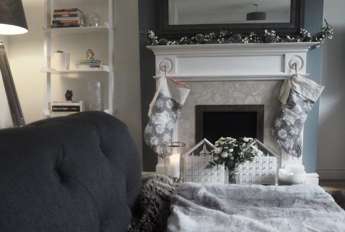 Katrina Bruni Christmas Fireplace Home Accessories