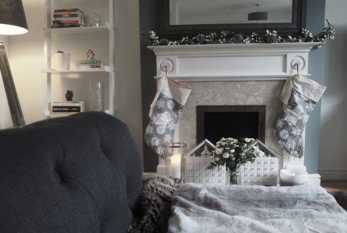 Katrina Bruni Christmas Fireplace Home Accessories