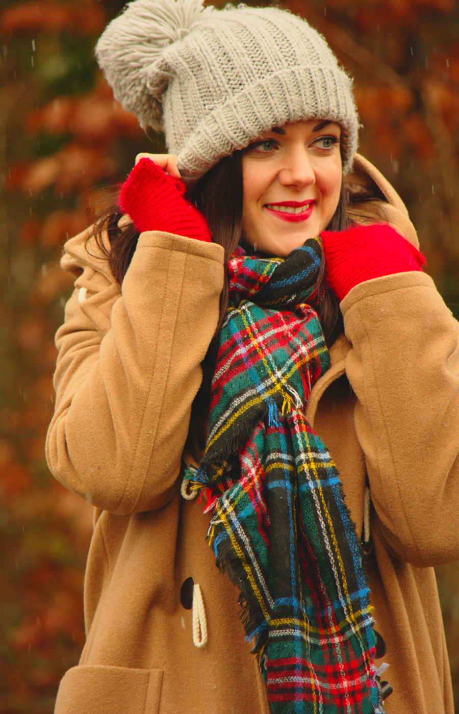 Rachel The Hat Blogger Crush