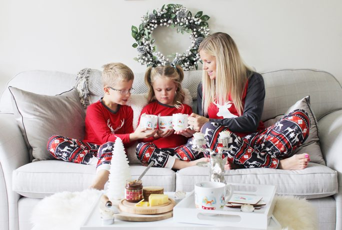 Let's Talk Mommy Twas The Night Before Christmas Home Accessories Mugs Candles