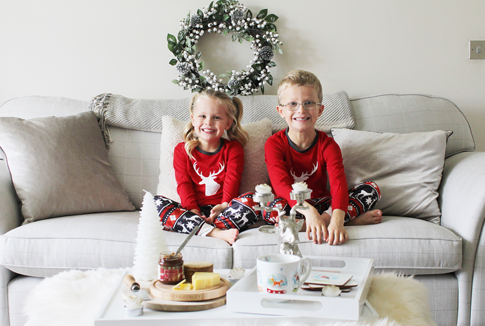 Let's Talk Mommy Twas The Night Before Christmas Home Accessories