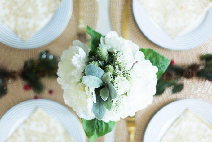 Finnterior Designer Christmas Breakfast Tableware