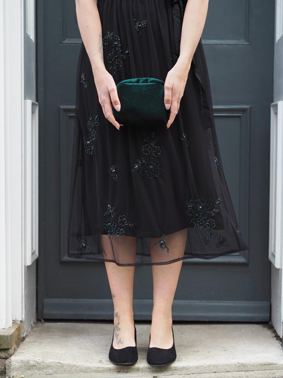 Bang On Style Emerald Dress