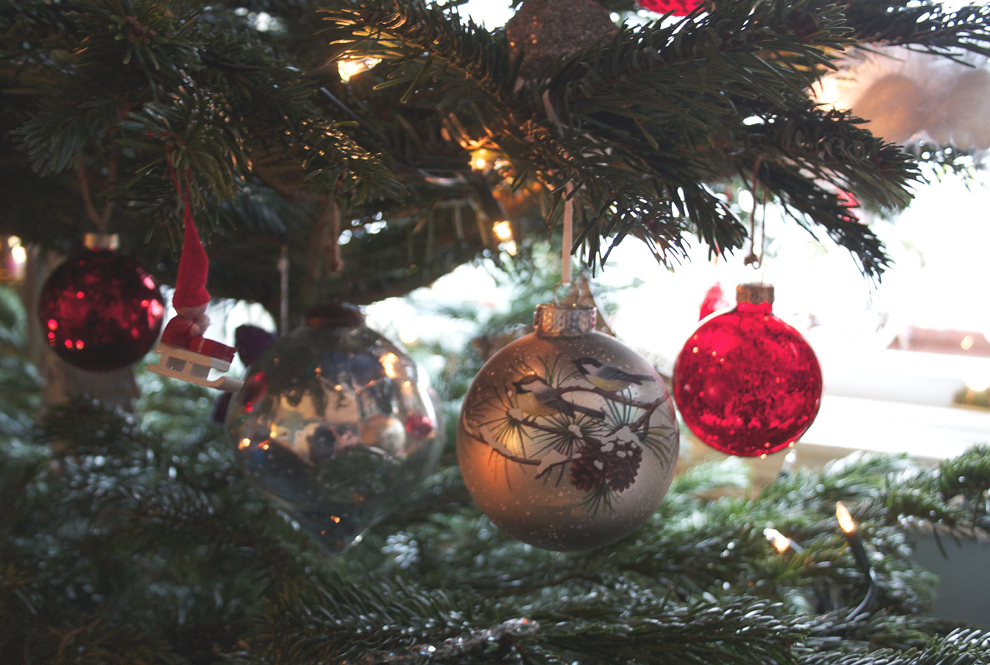 Interior Designer Christmas Decorations
