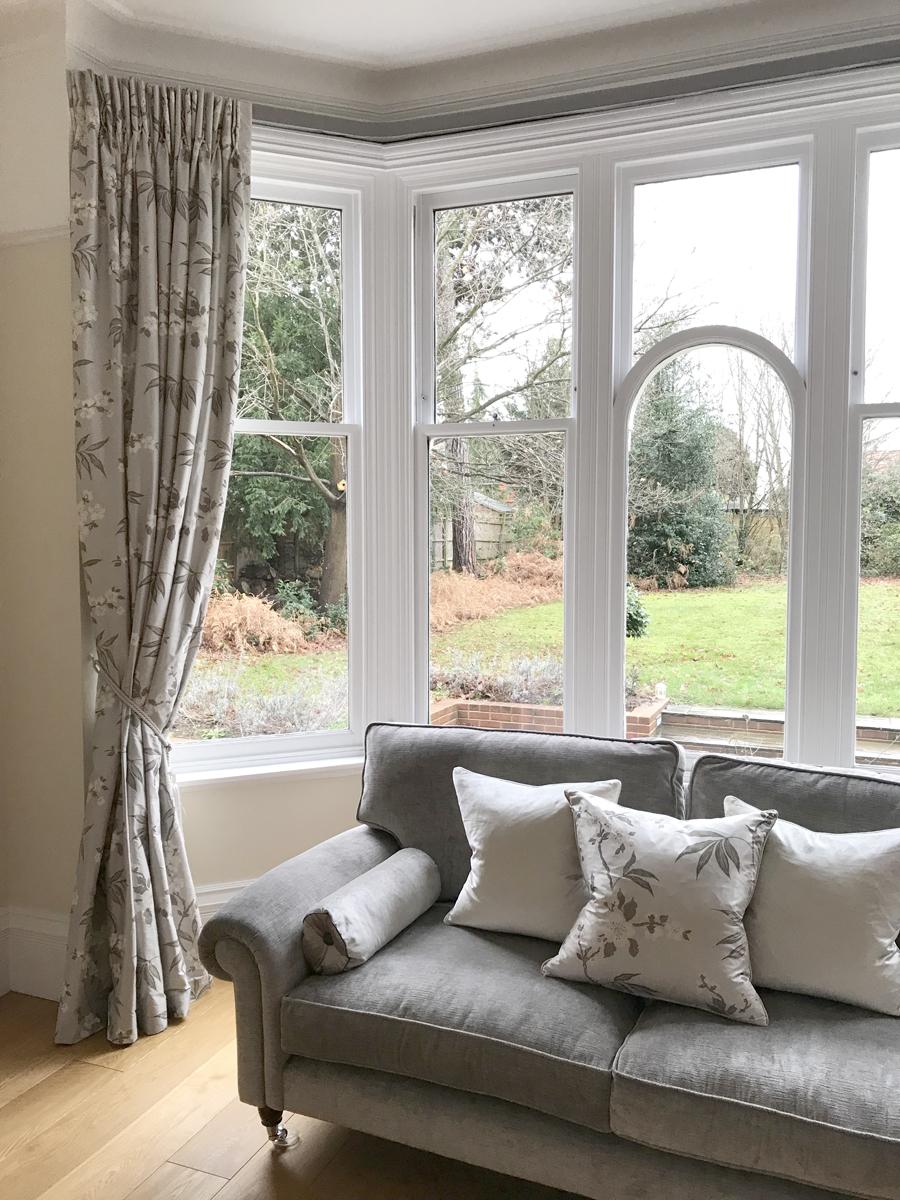 Design Service: A Modern Twist On A Victorian Style Home
