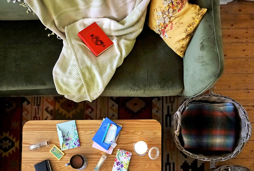 Easing Into The New Year Old Fashioned Susie Home Accessories