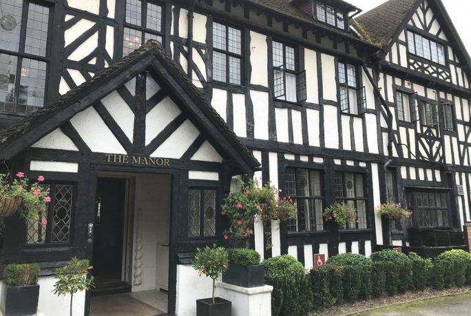 Laura Ashley The Manor Hotel