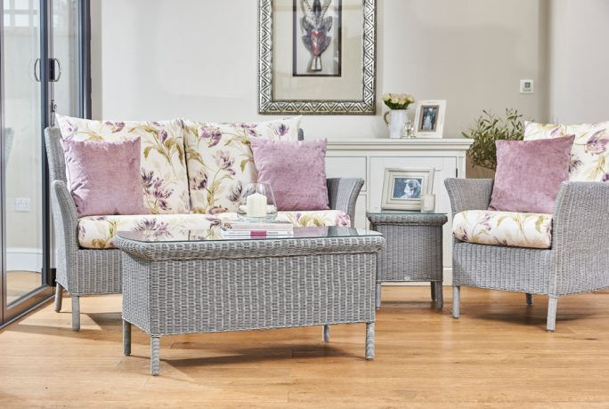 Laura Ashley Rattan Collection Daro