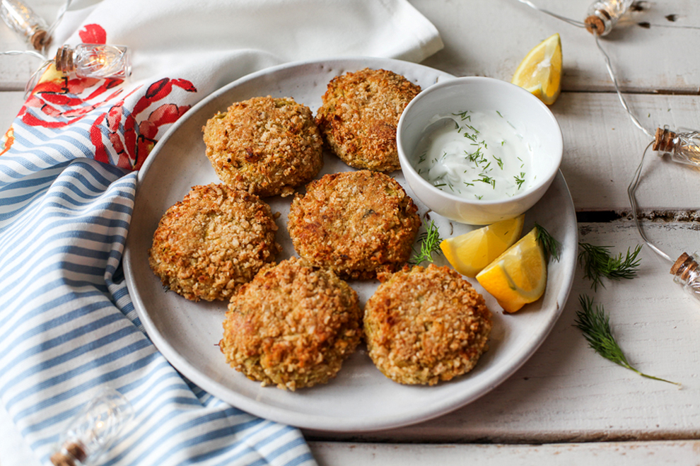 Wallflower Kitchen Mock Crab Cake Recipe Home Accessories