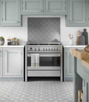 Symphony Kitchen Laura Ashley Kitchen Collection British Ceramic Tile Splashback Kitchen Accessories