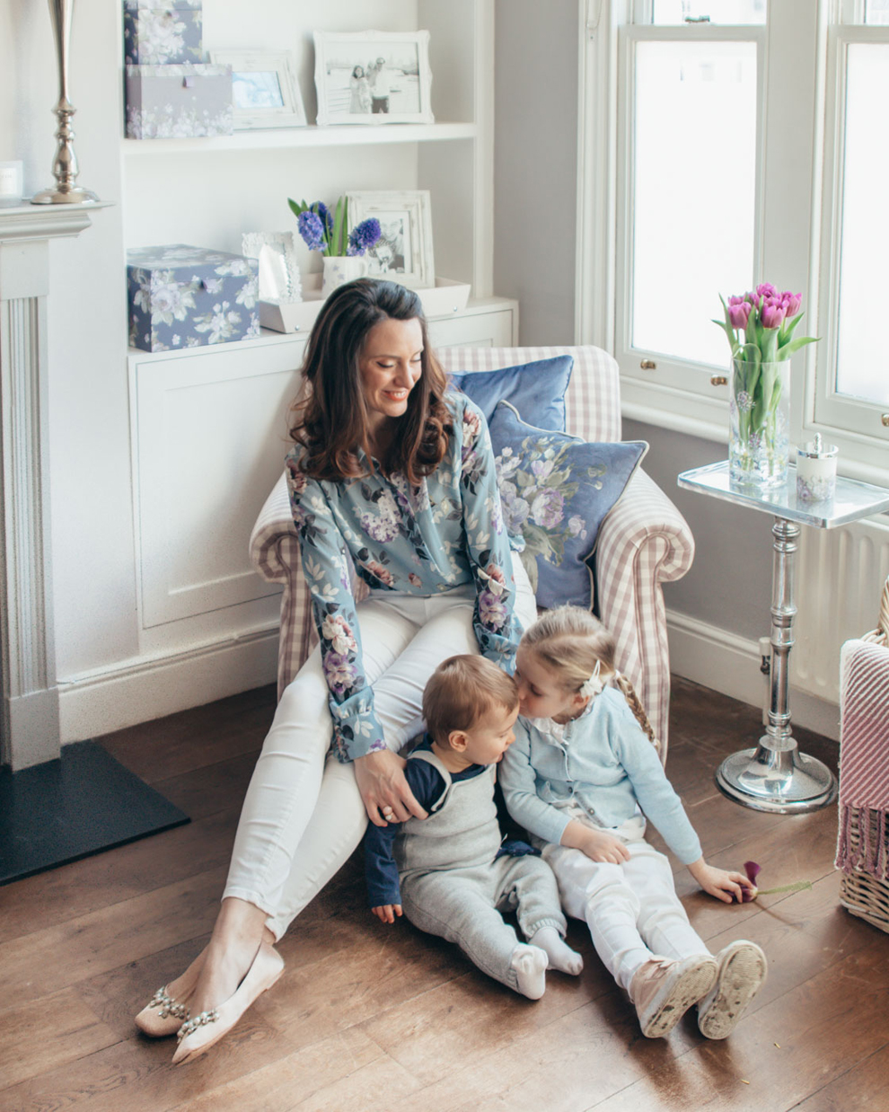 Sara And Catherine's Tales Mother's Day Home Accessories Blouse