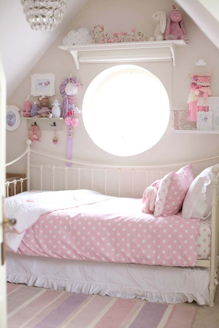 Our Growing Story A Girly Bedroom Makeover
