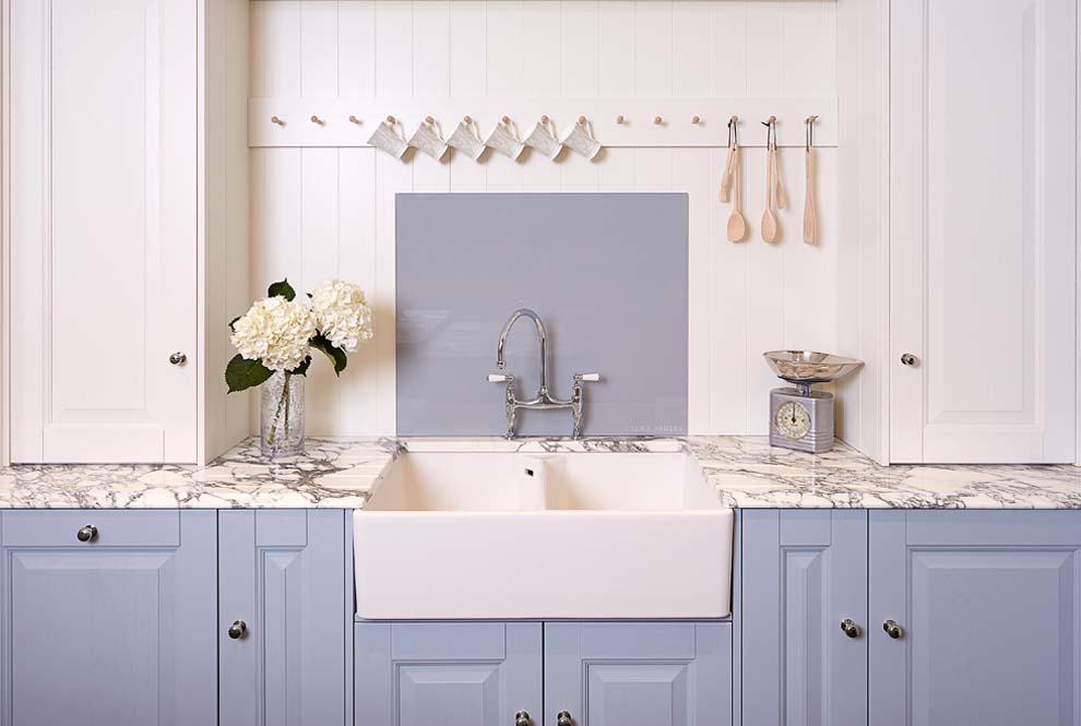 Symphony Kitchen Laura Ashley Kitchen Collection British Ceramic Tile Splashback Kitchen Accessories