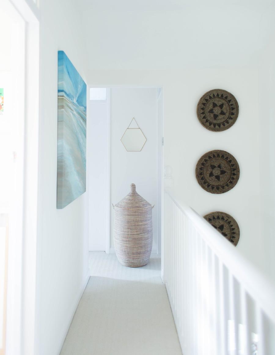 Finnterior Designer Coastal Inspired Landing Makeover Home Accessories