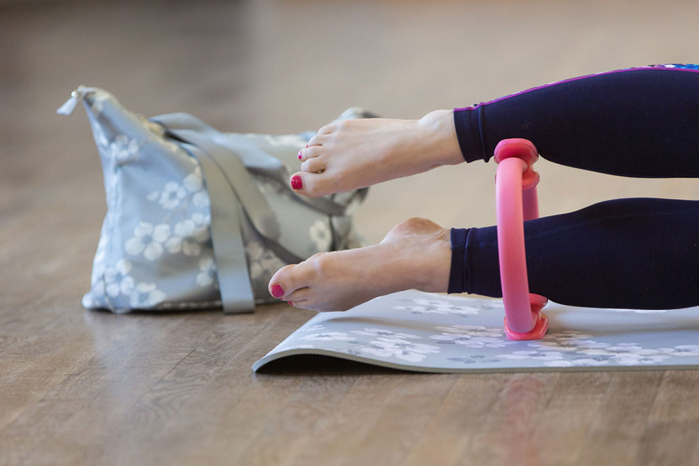 The Twinkle Diaries Pilates Accessories