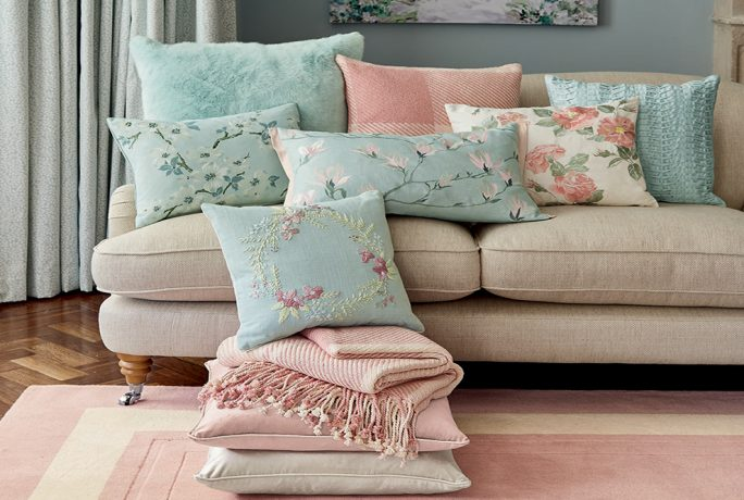 The Quintessential Spring Cushion Home Accessories