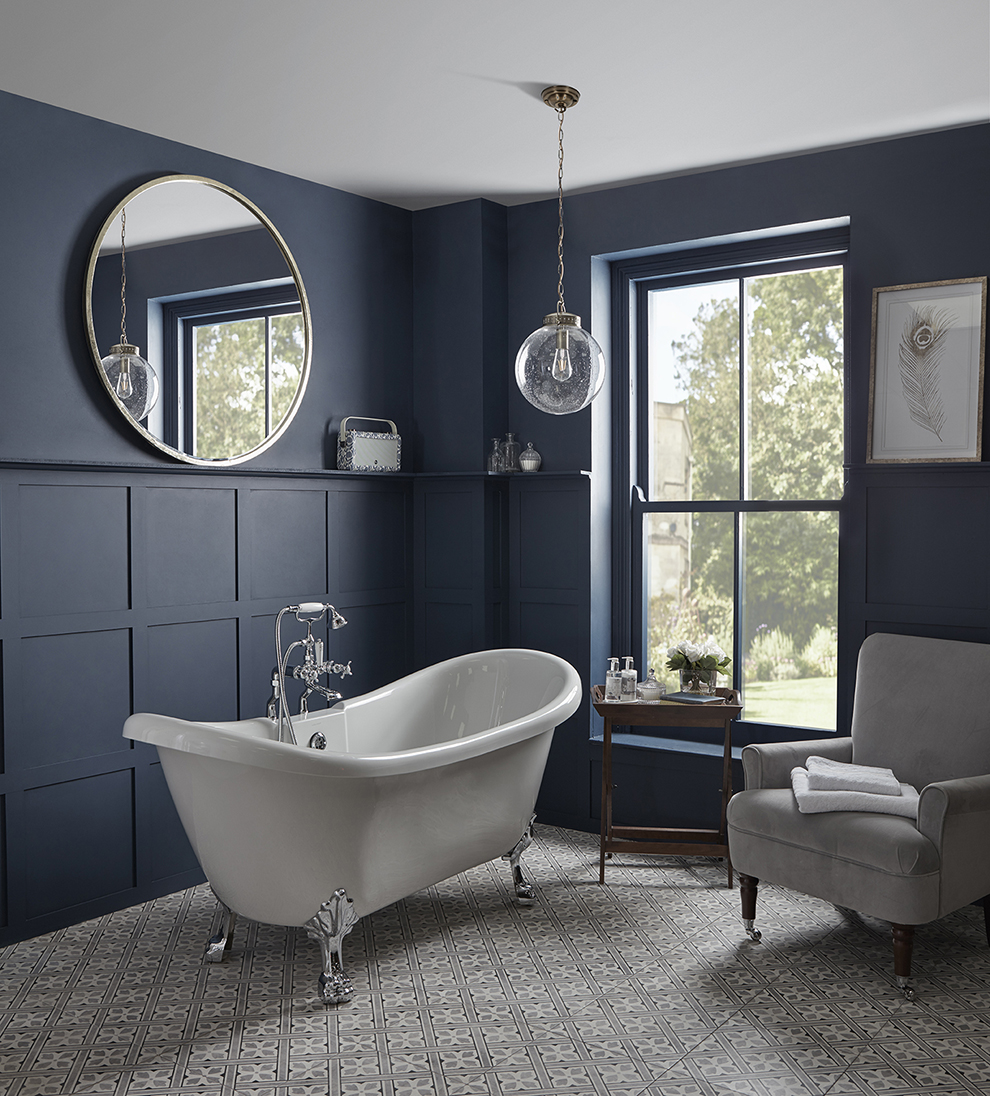 Laura Ashley Bathroom Collection