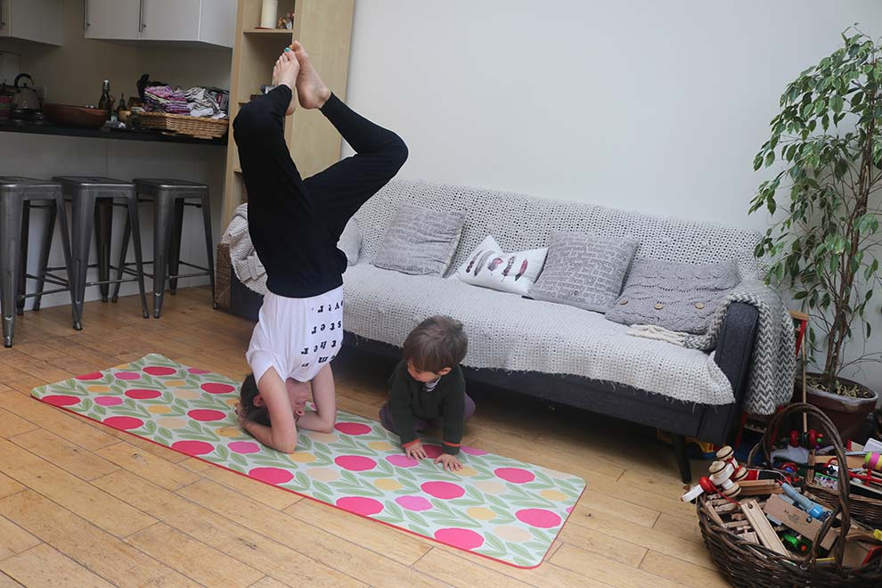 How To Practice Yoga As A Mum Wellbeing Accessories