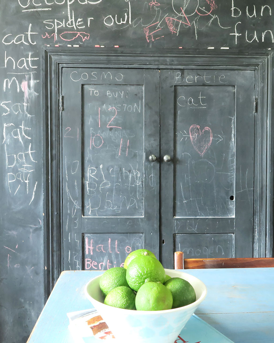 Kitchen-Makeover-Blackboard