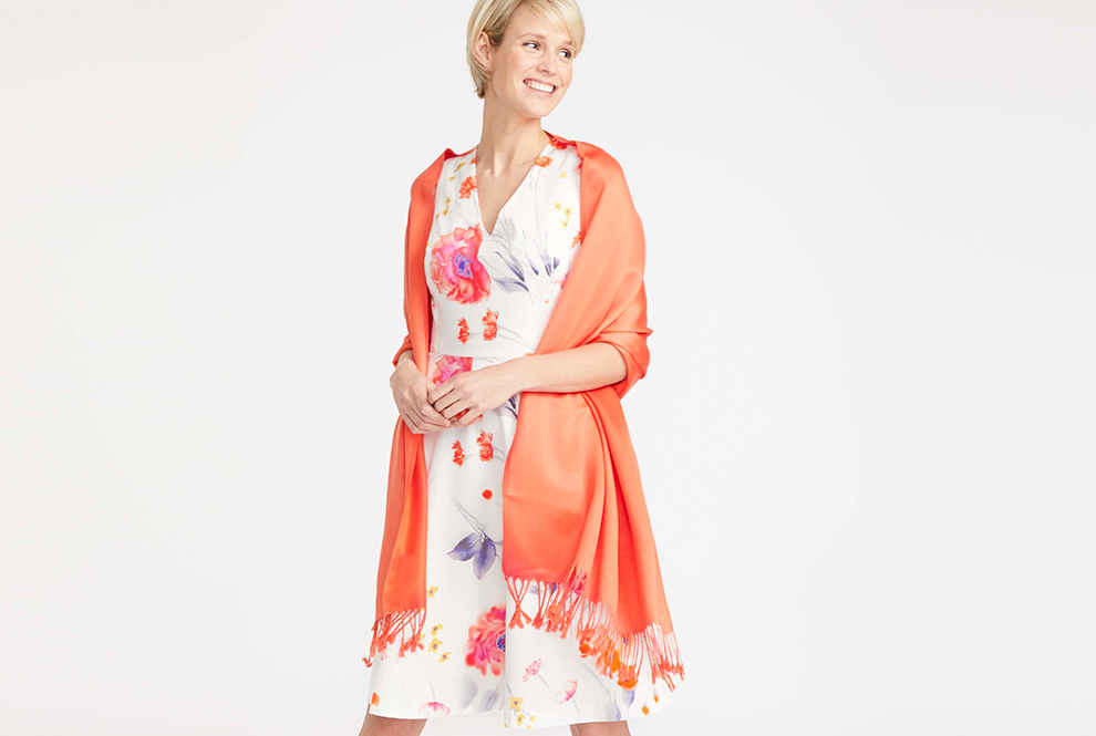 Florals For Chelsea Fashion Dress